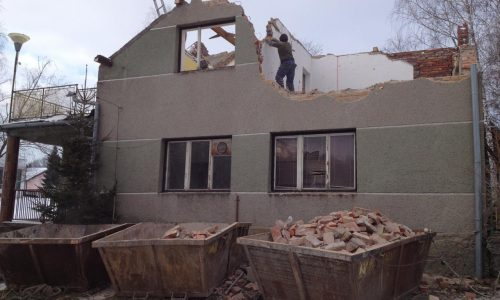 stavebni prace